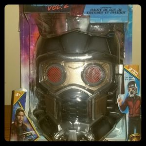 Star Lord Top & Mask 4+